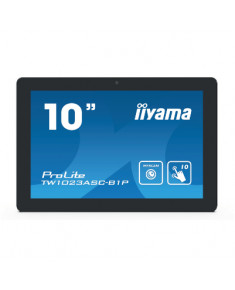 """10,1"""", Android, PoE, PCAP, Touch, 1280 x 800, Speakers, HDMI-Out, 385 cd/m², 1000:1, 25ms, Android OS v8.1"""