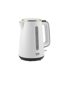 BEKO kettle WKM4321W, 2400W, 1.7 L, White color
