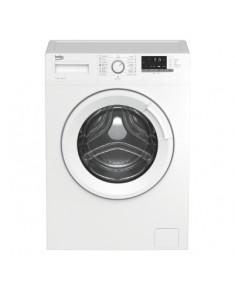BEKO Washing Machine WRE6512BWW, Energy class E (old A+++), 6kg, 1000rpm, Depth 44cm