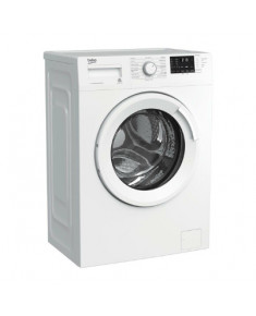 BEKO Washing machine WUE 7512 XWW 7 kg, 1000 rpm, Energy class E (old A+++), Depth 49 cm, Steam Cure