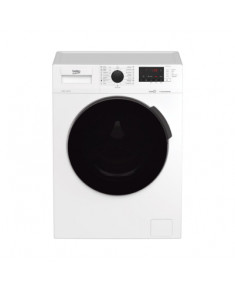 BEKO Washing machine WUE 8622 XCW 8 kg, 1200 rpm, Energy class C (old A+++ (-10%)), Depth 55 cm, Inverter Motor, Steam Cure