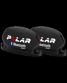 Kiiruse- ja väntamissageduse anduri komplekt jalgrattale Polar Bluetooth® Smart