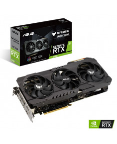 Asus TUF-RTX3080-010G-GAMING NVIDIA, 10 GB, GeForce RTX 3080, GDDR6X, PCI Express 4.0, HDMI ports quantity 2
