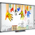 SET: Avtek TT-BOARD 80 Pro + ViewSonic PS501X + WallMount Next 1200 + accesories