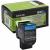 Lexmark Toner Cartridge 80C20C0 Color Laser, Cyan