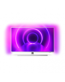 """Philips 58PUS8505/12 58"""" (146 cm), Smart TV, Android, 4K UHD, 3840 x 2160, Wi-Fi, DVB-T/T2/T2-HD/C/S/S2, Silver"""