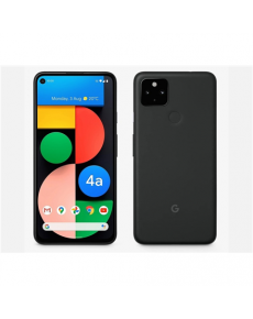 "google Pixel 4a 5G Just Black, 6.2 "", OLED, 1080 x 2340 pixels, Qualcomm SDM765 Snapdragon 765G, Internal RAM 6 GB, 128 GB, Single SIM, Nano-SIM card & eSIM, 3G, 4G, 5G, Main camera 12.2+16 MP, Secondary camera 8 MP, Android, 11.0, 3885 mAh"