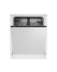 BEKO Built-In Dishwasher DIN36430, Energy class D (old A+++), 60 cm, 6 programs, SelfDry, Led spot