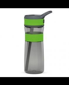 Boddels EEN Drinking bottle Bottle,  Apple green/Grey, Capacity 0.6 L, Bisphenol A (BPA) free