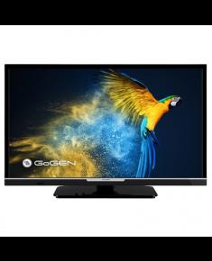 "GoGen LED Smart TV GOGTVH24R552STWEB 24"" (60 cm), Smart TV, HD Ready, 1366 × 768, DVB-C/S2/T/T2, Black"