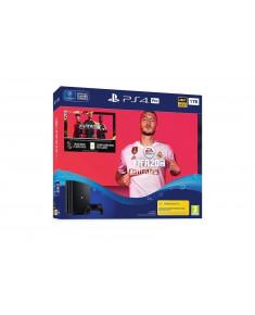 PLAYSTATION 4 CONSOLE 1TB PRO/BLACK FIFA20 SONY